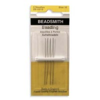 #10 English Beading Needle