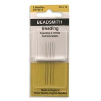 #12 English Beading Needles