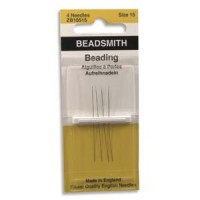 #15 English Beading Needle