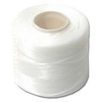 Nymo Thread Size D Large Bobbin White