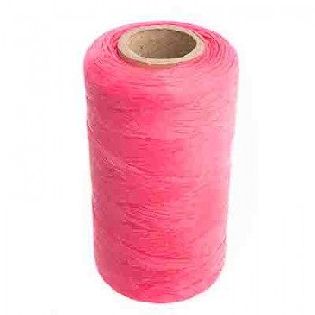 Artificial Sinew 8oz 800ft Hot Pink