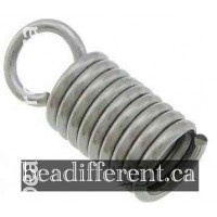 Stainless Steel Coil Crimp End